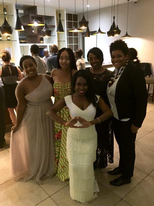 Wedding in Accra Ghana, African American in West Africa