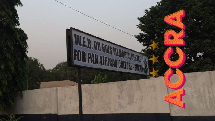 W.E.B. DuBois Memorial Center for Pan African Culture. African American in West Africa, Jouelzy Travel to Ghana Vlog